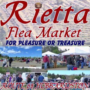Rietta Flea Market Hubbardston MA